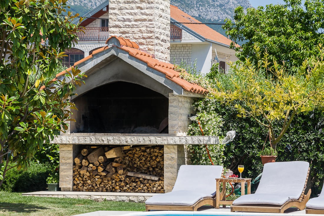 Luxury Villa near Split, Vacation Rental Croatia