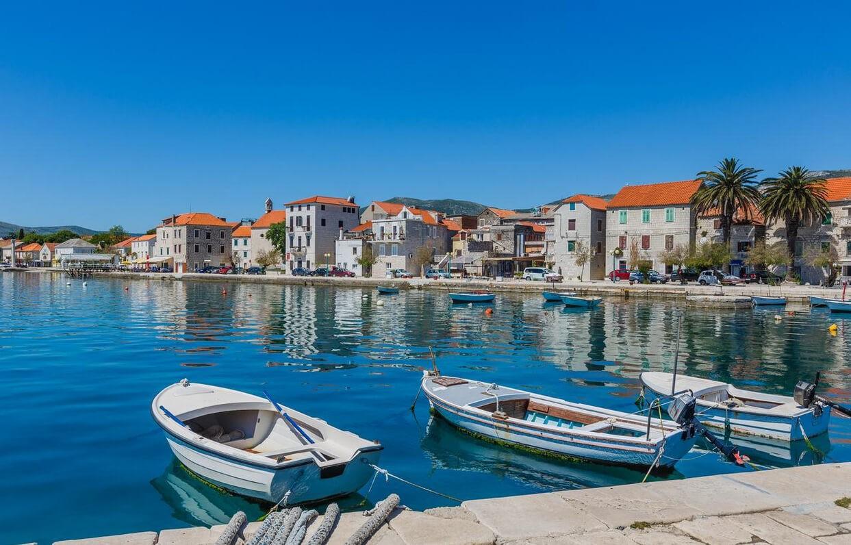 Kastel Stari, Croatia